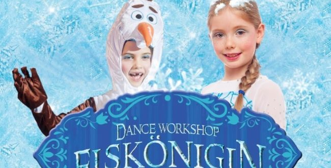 Eiskönigin Dance Workshop