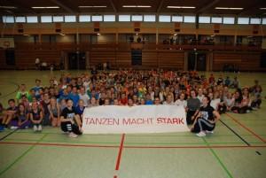 Tanzen macht Stark 2017: Jahnschule Hünfeld