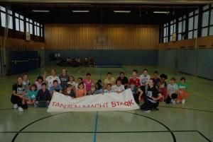 Tanzen macht Stark 2017: Pestalozzischule