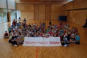 Tanzen macht Stark 2017: Schloss Schule Neuhof