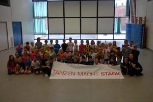 Tanzen macht Stark 2017: Landgräfin-Anna-Schule