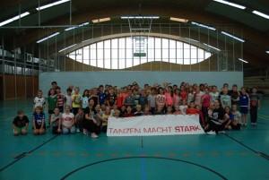 Tanzen macht Stark 2017: Grundschule Eichenzell