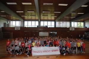 Tanzen macht Stark 2017: Freiherr-vom-Stein