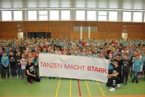 Florenbergschule Pilgerzell Tanzen macht Stark