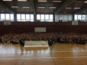 Freiherr-von-Stein Tanzen macht Stark