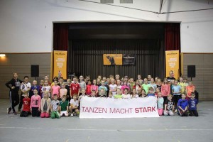 Grundschule Kalbach Tanzen macht Stark