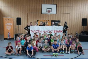 Grundschule Magretenhaun Tanzen macht Stark