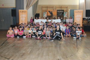Sturmiusschule Tanzen macht Stark
