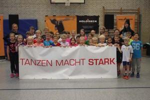 Theotrisch Schule Dietershausen Tanzen macht Stark